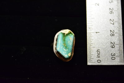 turquoise ring size
