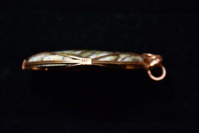 wire wrap core pend