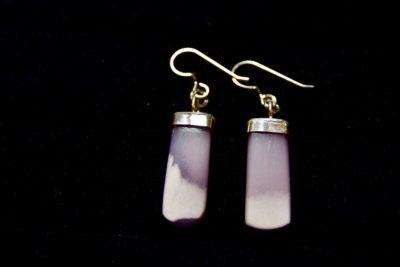 laven fluor earrings