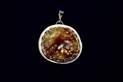 fire opal pend