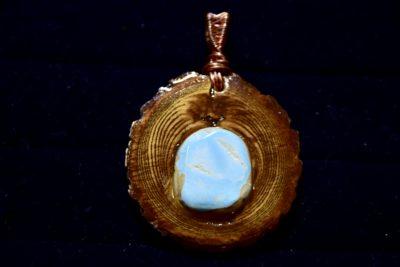 woodchip turquoise