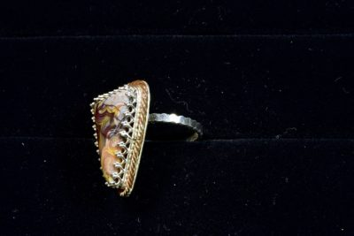 crazy lace ring side