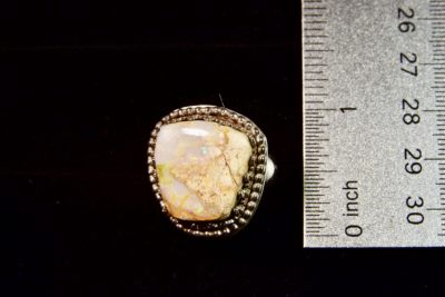 opal ring size