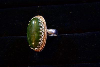 jade ring side