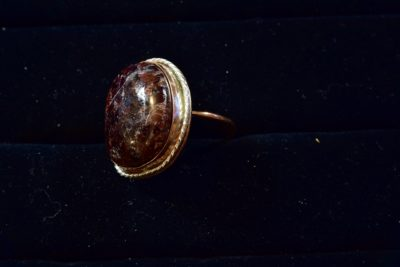 gar ring side