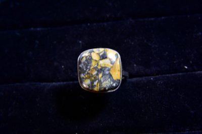 Maligano Jasper Ring