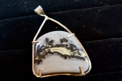 Maligano Jasper pendant